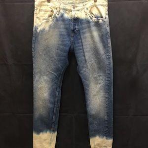 [ H&M ] & Denim Jeans Slim fit 33